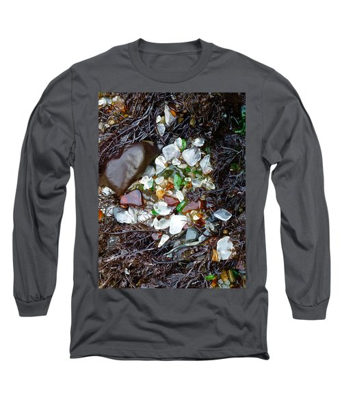 Sea Glass Nest Long Sleeve T-Shirt