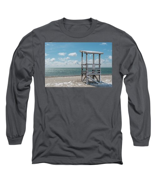 Sea Gull Beach #2 Long Sleeve T-Shirt