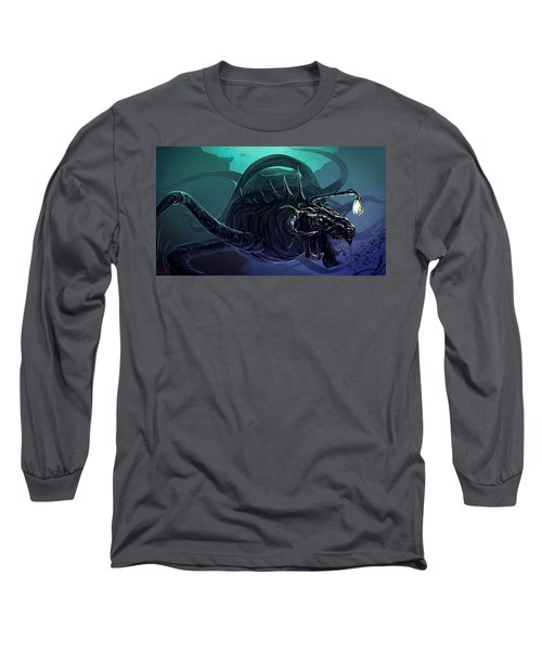 Sea Monster  Long Sleeve T-Shirt