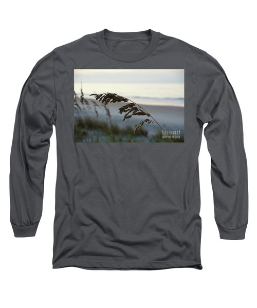 Sea Oats Long Sleeve T-Shirt