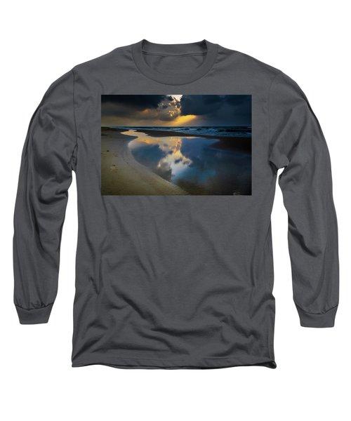 Sea Reflections Long Sleeve T-Shirt