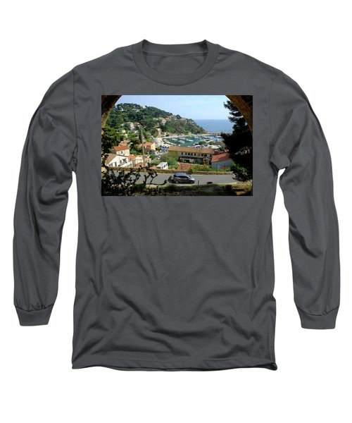 Long Sleeve T-Shirt featuring the photograph Sea Resort La Redonne by August Timmermans