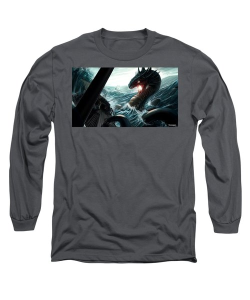 Sea Serpent Long Sleeve T-Shirt