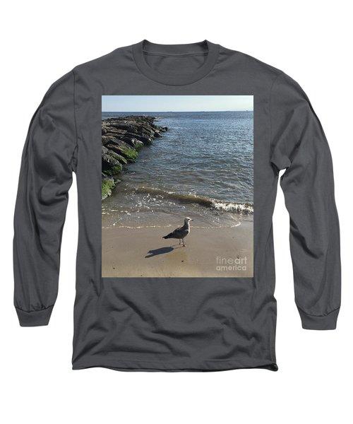 Sea Shadow Long Sleeve T-Shirt
