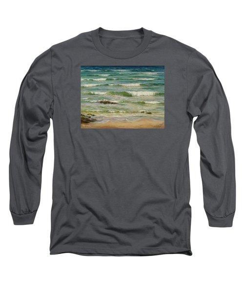 Sea Symphony. Part 1. Long Sleeve T-Shirt