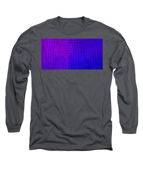 Sea Song Deep Purple Long Sleeve T-Shirt