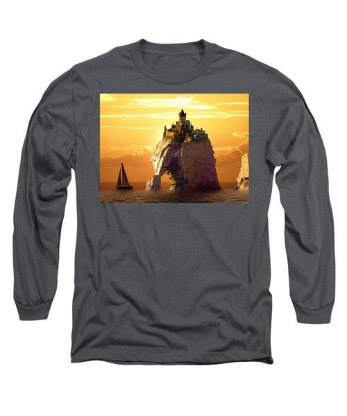 Sea Stack Long Sleeve T-Shirt