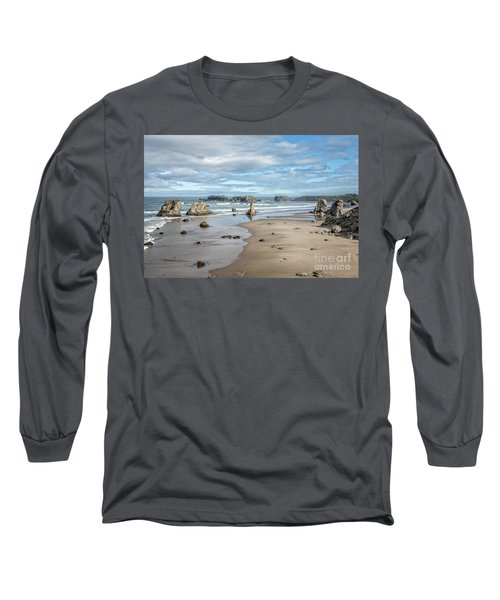 Sea Stacks Long Sleeve T-Shirt