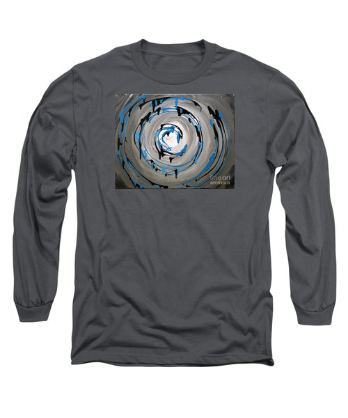 Sea Swirl  Long Sleeve T-Shirt