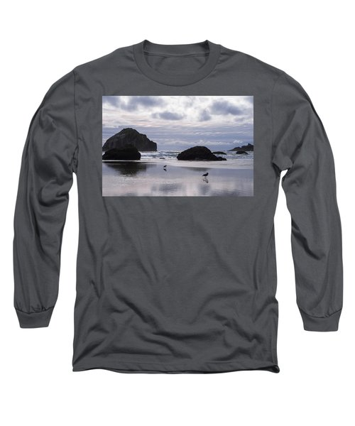 Seagull Reflections Long Sleeve T-Shirt
