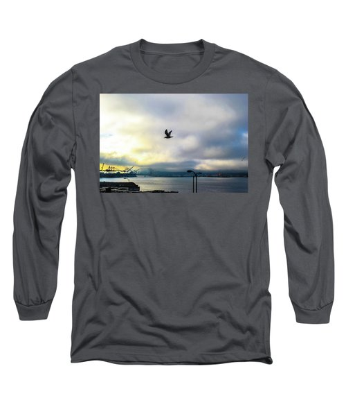 Seahawkin Long Sleeve T-Shirt