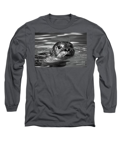 Seal In Water Long Sleeve T-Shirt
