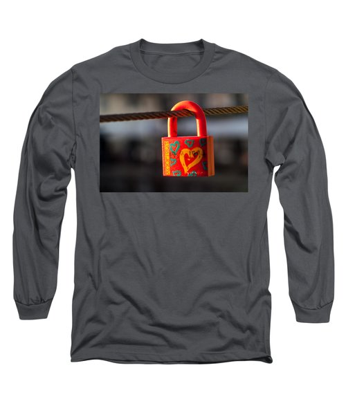 Sealed Love Long Sleeve T-Shirt