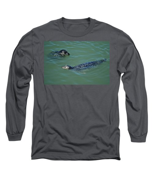 Sealion Friends Long Sleeve T-Shirt