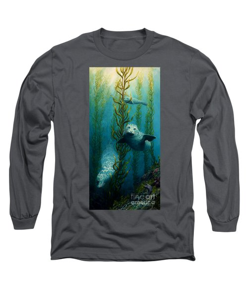 Seals Of The Sea Long Sleeve T-Shirt