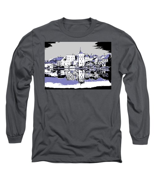 Seaport Mirror Long Sleeve T-Shirt