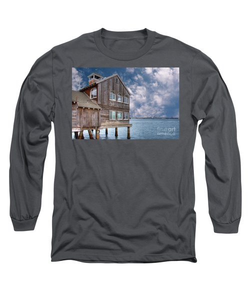 Seaport Village Long Sleeve T-Shirt