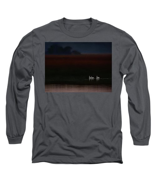 Searching For The Breakfast Bar Long Sleeve T-Shirt