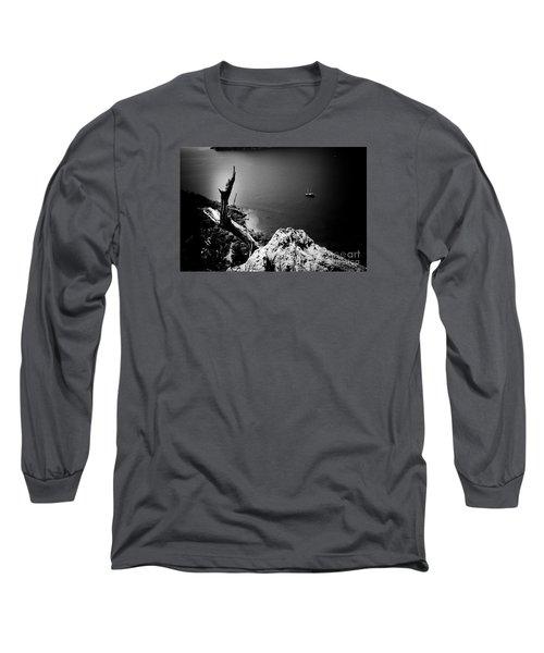 Seascape Artmif.lv Adrasan Long Sleeve T-Shirt