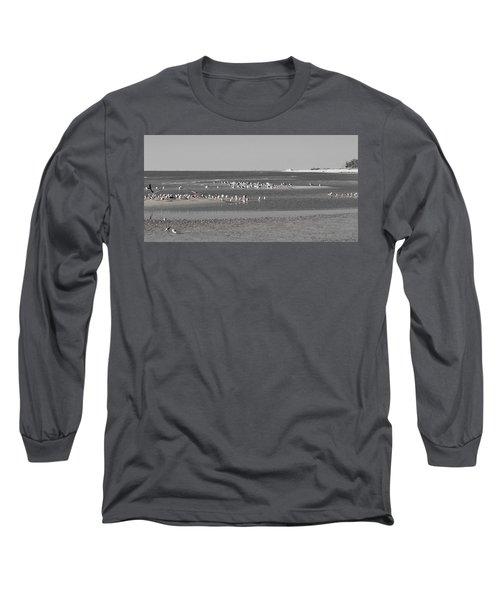 Seascape Gulf Coast, Ms F20a Long Sleeve T-Shirt
