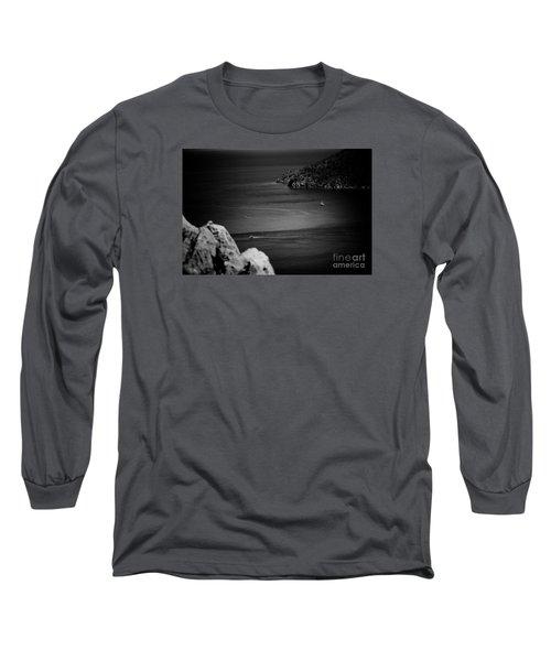Seascape Turkey Artmif Long Sleeve T-Shirt