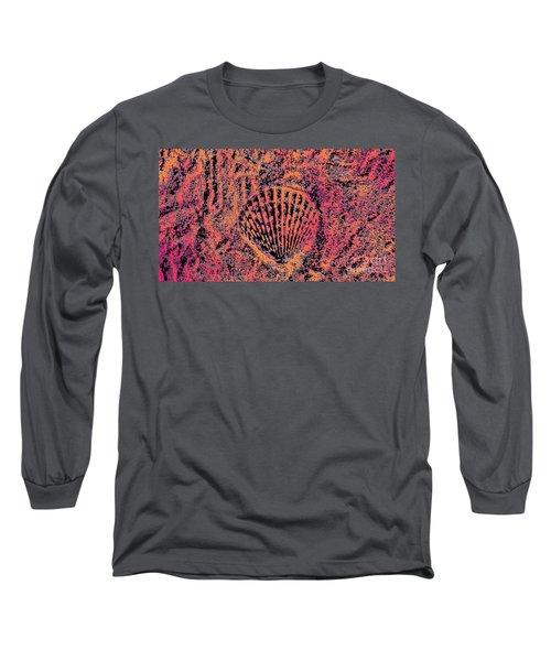 Seashell Delight Long Sleeve T-Shirt