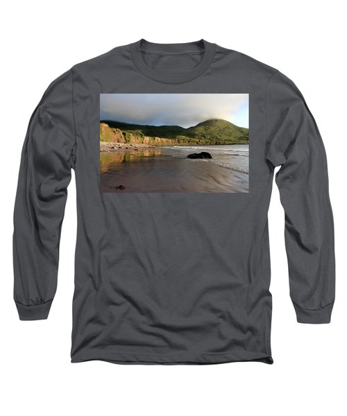 Seaside Reflections - County Kerry - Ireland Long Sleeve T-Shirt