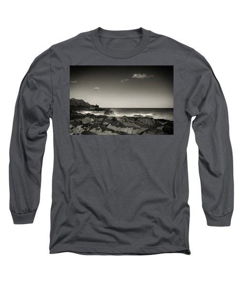 Seaside Solitude Long Sleeve T-Shirt