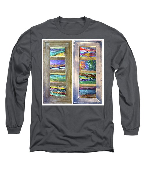 Seasides Long Sleeve T-Shirt