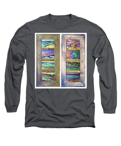 Seasides Long Sleeve T-Shirt