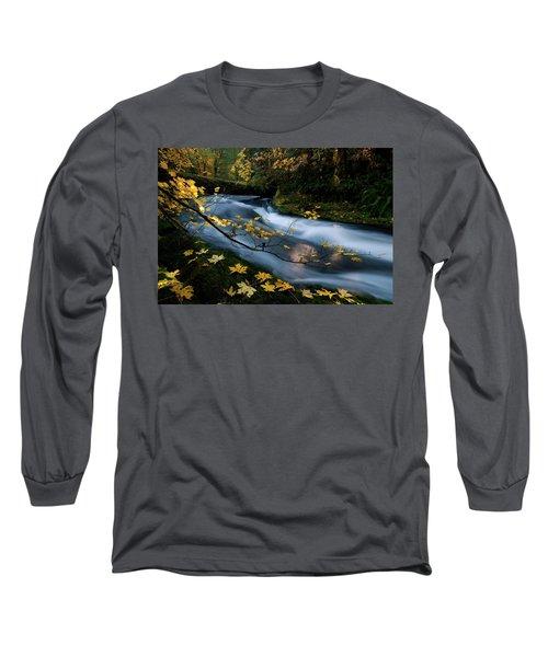 Seasonal Tranquility Long Sleeve T-Shirt