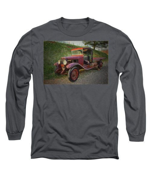 Seasoned Ol' Truck Long Sleeve T-Shirt