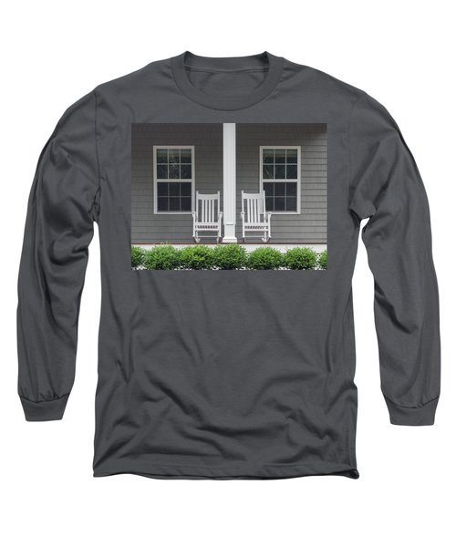 Seating For Two Long Sleeve T-Shirt