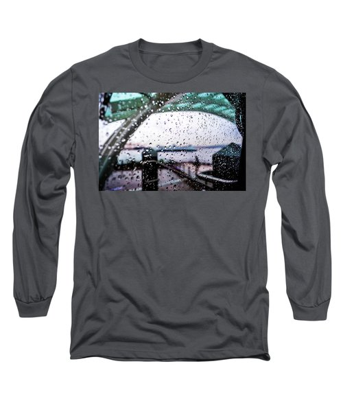 Seattle Drippin Long Sleeve T-Shirt