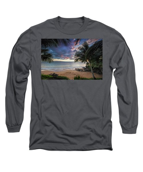 Secret Cove Long Sleeve T-Shirt