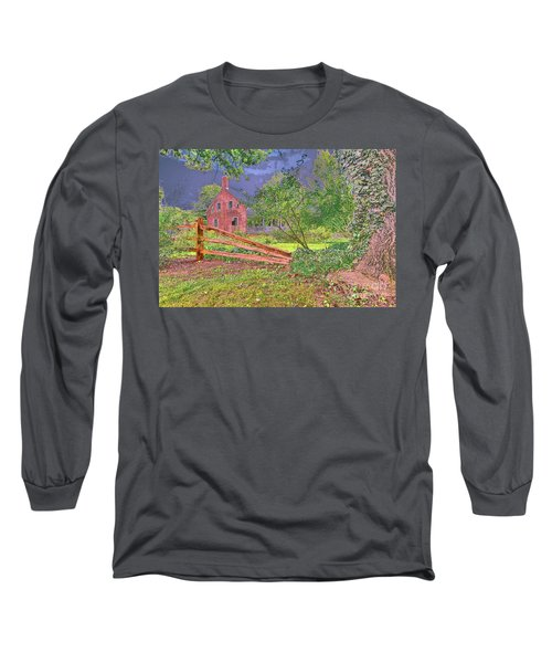 Secret Garden Long Sleeve T-Shirt