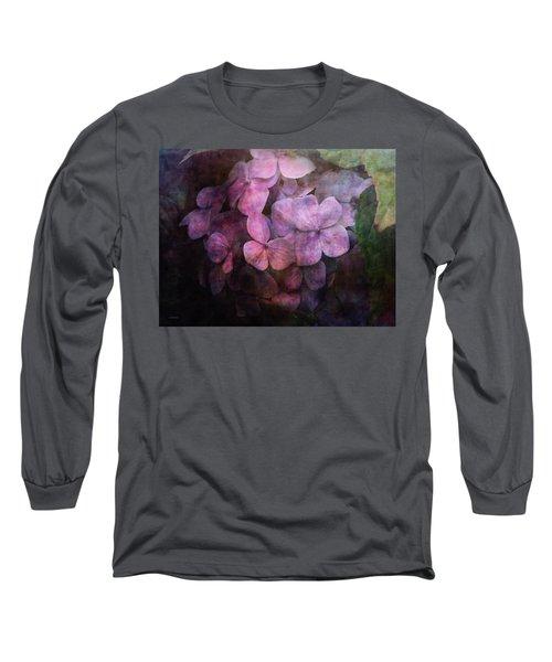 Secret Hydrangea 1538 Idp_2 Long Sleeve T-Shirt
