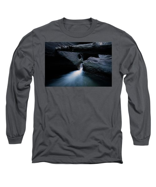 Secret Stream Long Sleeve T-Shirt