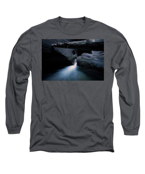 Secret Stream Long Sleeve T-Shirt