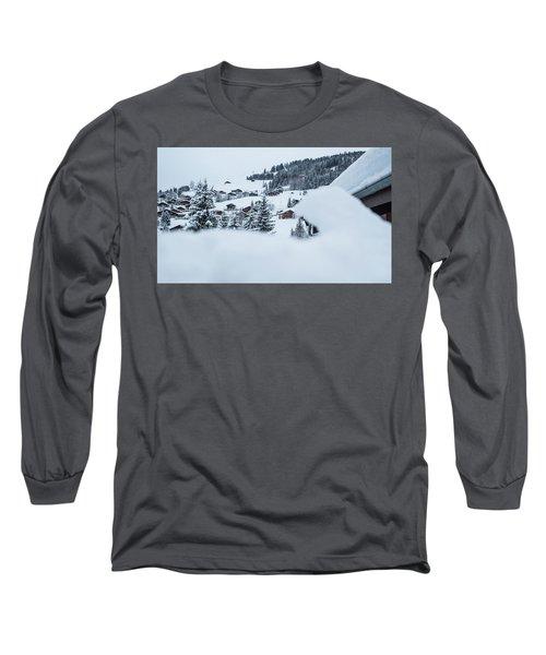 Secret View- Long Sleeve T-Shirt