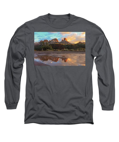 Sedona Reflections Long Sleeve T-Shirt
