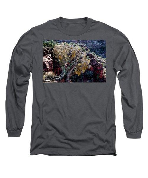 Sedona Tree #2 Long Sleeve T-Shirt