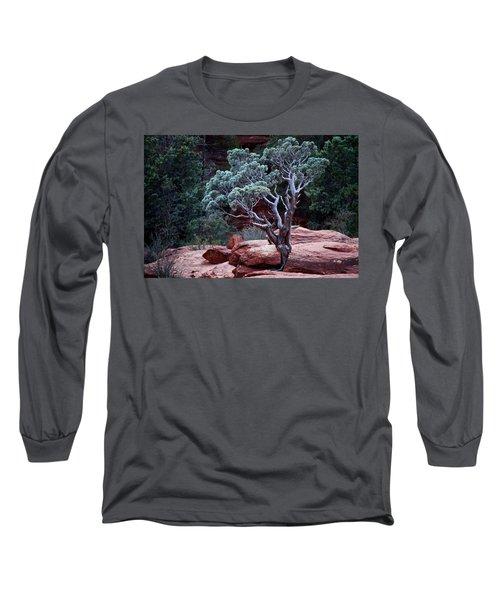 Sedona Tree #3 Long Sleeve T-Shirt