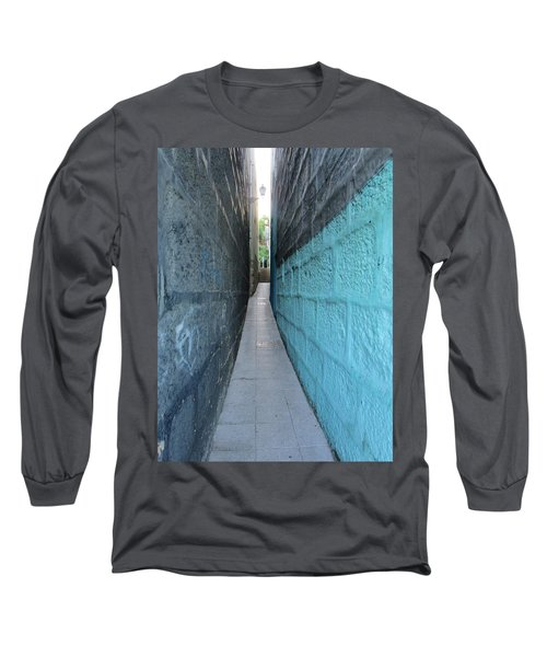 See Light At The End..... Long Sleeve T-Shirt