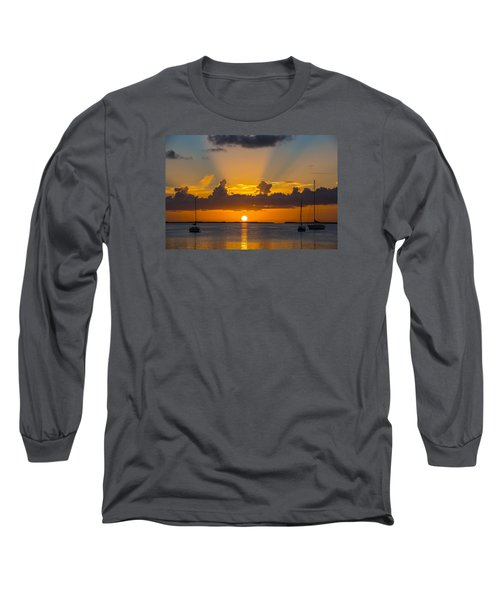 See The Light Long Sleeve T-Shirt by Kevin Cable