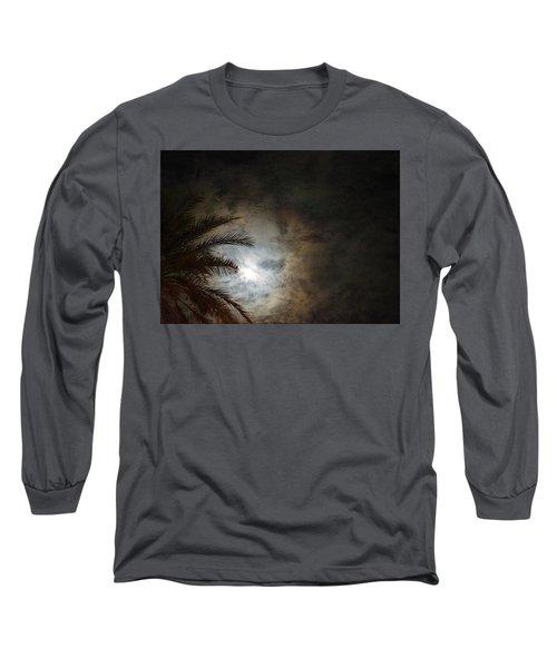 Seeing Heaven  Long Sleeve T-Shirt by Carolina Liechtenstein