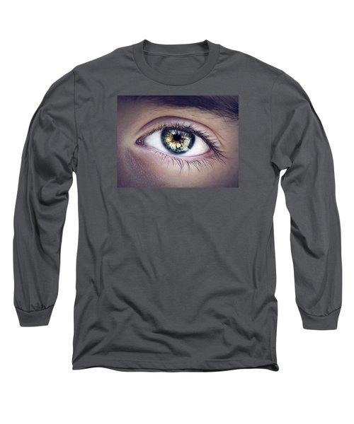 Seeing Long Sleeve T-Shirt