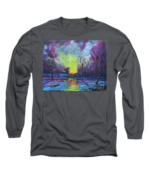 Seeing Through The Truth Long Sleeve T-Shirt