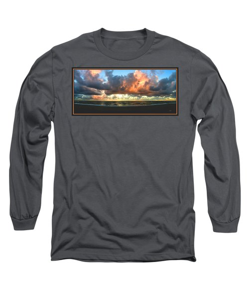 Seeking Peace Long Sleeve T-Shirt