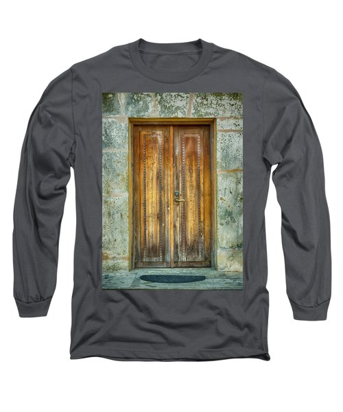 Long Sleeve T-Shirt featuring the photograph Seeking Sanctuary - 1 by Stephen Stookey